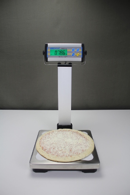 CPWplus Scale with Frozen Pizza