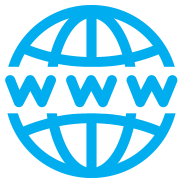 International Websites icon - adam equipment