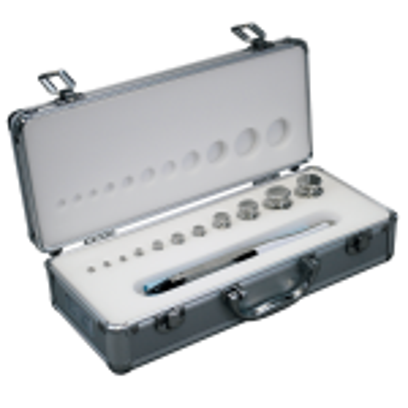 E2 1g - 200g Calibration Weight Set