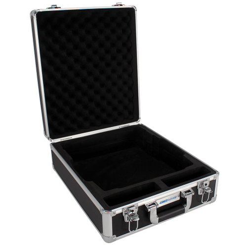 Hard carrying case with lock for Cruiser
