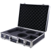 Hard carrying case with lock for CQT/HCB 1