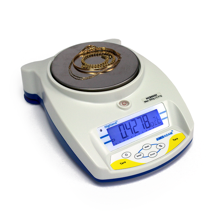 Highland Balance Weighing Jewellery